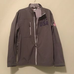 Mens NWT Team USA Jacket
